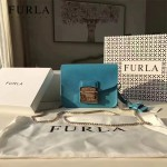 FURLA-022-3 百分百正品糖果小包女士單肩斜背包