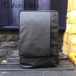 Calvin Klein-0021-2 商務系列黑色防水面料雙肩包背包