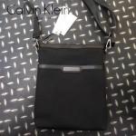 Calvin Klein-0038 新款男士原單牛津布配牛皮單肩斜挎包