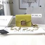 FURLA-022-4 百分百正品糖果小包女士單肩斜背包