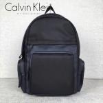 Calvin Klein-0046 人氣熱銷特殊防水拼色尼龍面料雙肩包書包