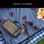 Marc Jacobs-07 王牌限量版滿天星鑲鑽單肩斜挎包相機包