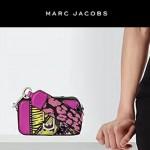 Marc Jacobs-08 宋茜同款野性十足punk patchwork混搭元素限量版單肩斜挎包