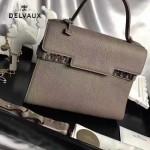 Delvaux-033-4 全新牛頸紋TP系列配粗肩背手提單肩包