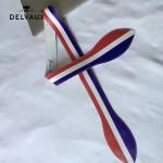 Delvaux-032 法國國旗限量羊皮綁帶