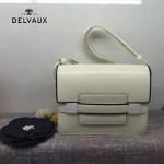 Delvaux-028-2 Madame系列包包可調節肩帶可斜挎單肩實用百搭,box小牛皮單肩斜挎包