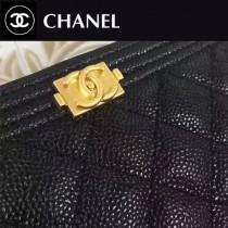 CHANEL-006-4 最新款雙拉鏈內置八個卡位時尚潮流小包