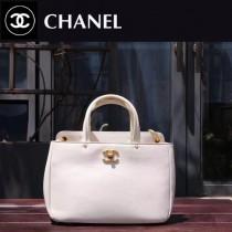 CHANEL-012進口原版牛皮亞光五金女士夏季手提斜挎包