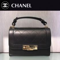 CHANEL-030-2 特製口蓋包精選搭配以手提帶五金logo官方網同款手提包