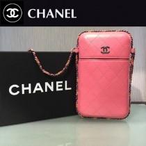 CHANEL-041-3 獨家首發市場最高品質官方走秀同步更新全新內部結構小香手機包