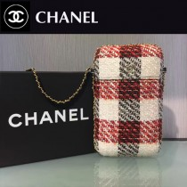 CHANEL-041-6 獨家首發市場最高品質官方走秀同步更新全新內部結構小香手機包