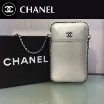 CHANEL-041-2 獨家首發市場最高品質官方走秀同步更新全新內部結構小香手機包