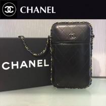 CHANEL-041-5 獨家首發市場最高品質官方走秀同步更新全新內部結構小香手機包
