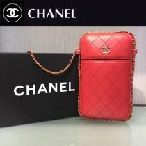 CHANEL-041-4 獨家首發市場最高品質官方走秀同步更新全新內部結構小香手機包