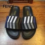 FENDI -01 芬迪最新男士拖鞋