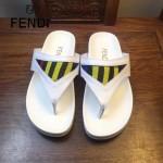FENDI-02 芬迪最新男士夾腳人字拖
