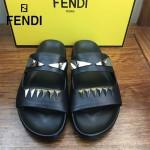 FENDI鞋子-05 芬迪最新男士小怪獸涼鞋