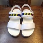FENDI-03-3 芬迪最新男士涼鞋