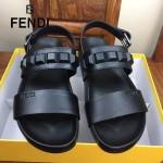 FENDI-03 芬迪最新男士涼鞋