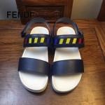 FENDI-03-2 芬迪最新男士涼鞋