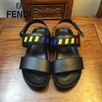 FENDI-03-4 芬迪最新男士涼鞋