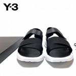Y-3-08 三本耀司耐磨舒適氣墊鞋底運動涼鞋