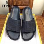 FENDI-014 芬迪最新男士拖鞋