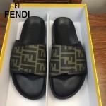 FENDI-014-3 芬迪最新男士拖鞋