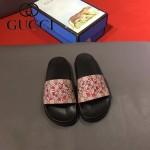 GUCCI鞋子-0005-7 獨家最新原版防滑耐磨大底最新款動物圖案拖鞋