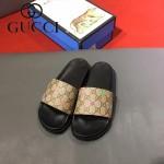 GUCCI鞋子-0005-12 獨家最新原版防滑耐磨大底最新款動物圖案拖鞋