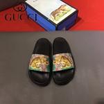 GUCCI鞋子-0005-5 獨家最新原版防滑耐磨大底最新款動物圖案拖鞋