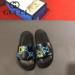 GUCCI鞋子-0004-3 獨家最新原版防滑耐磨大底最新款拖鞋