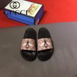 GUCCI鞋子-0005-11 獨家最新原版防滑耐磨大底最新款動物圖案拖鞋