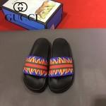 GUCCI鞋子-0005 獨家最新原版防滑耐磨大底最新款動物圖案拖鞋