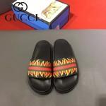 GUCCI鞋子-0005-2 獨家最新原版防滑耐磨大底最新款動物圖案拖鞋