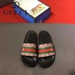GUCCI鞋子-0005-4 獨家最新原版防滑耐磨大底最新款動物圖案拖鞋