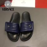 VERSACE鞋子-0032-2 范思哲最新款魔術貼涼拖鞋