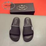PRADA鞋子-0029-3 普拉達原版防滑耐磨橡膠大底拖鞋