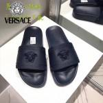 VERSACE鞋子-0035-4 范思哲情侶潮流拖鞋