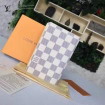 LV-N60031 原單法國定制材質Damier帆布護照夾