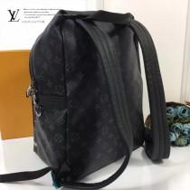 LV-43408 時尚動感風格 Monogram花纹舒適經典雙肩包背包