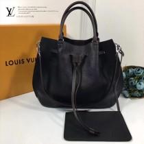 LV-M54402-3 Mahina小牛皮製作兩種款式風格時尚水桶包大號休閒手提包GIROLATA 手袋