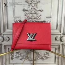 LV-M54617 原單Epi牛皮純鋼五金TWIST GM小號水波紋新款手袋