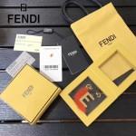 FENDI-024-25 專櫃新品ABCLICK系列原單E字母金屬搭配皮草掛飾可當首飾