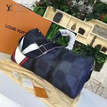 LV-N44008 原單限定版2017年美洲杯帆船賽系列 KEEPALL旅行袋