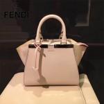 FENDI 333A 專櫃春季最新配色原版西班牙小牛皮mini手提單肩包