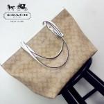 COACH-36876-3 PVC款COACH最新款媽咪袋女士購物袋
