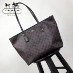 COACH-36876 PVC款COACH最新款媽咪袋女士購物袋