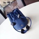 COACH-56581-2 超級可愛女士潮流新款黑色手拎包