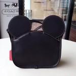 COACH-F59369 最新COACH迪士尼合作款女生夏季必備款disney可愛女生單肩斜挎包